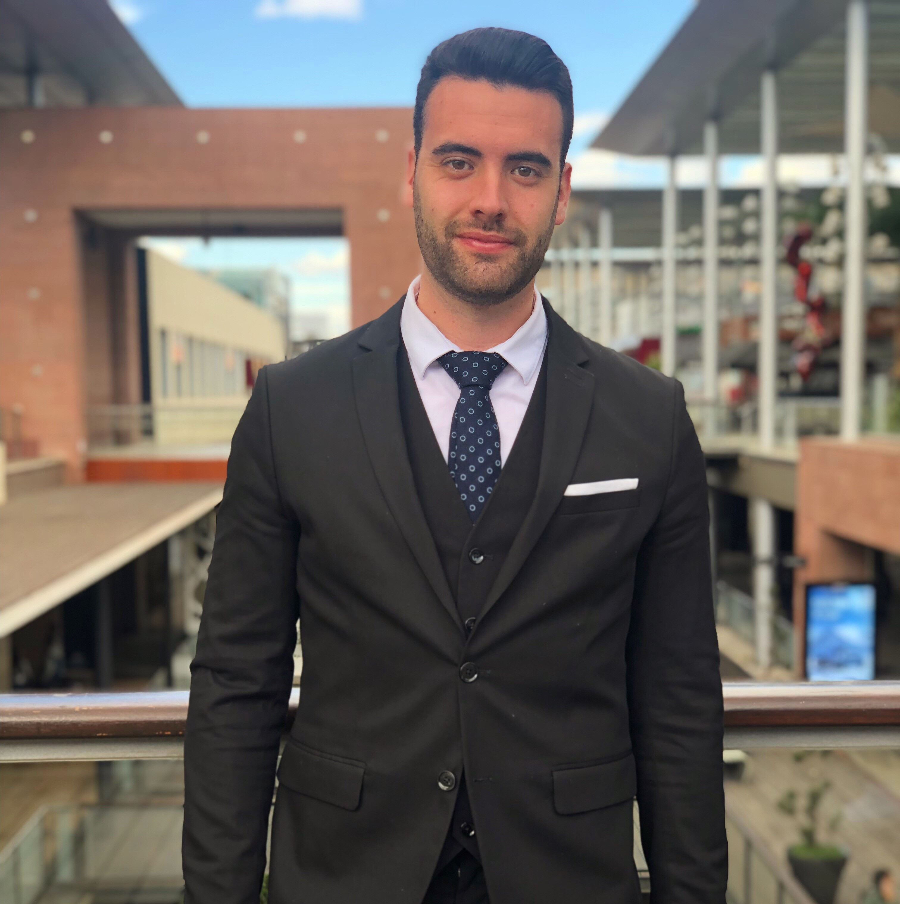 Javier Pérez Pereira de OVB Barcelona