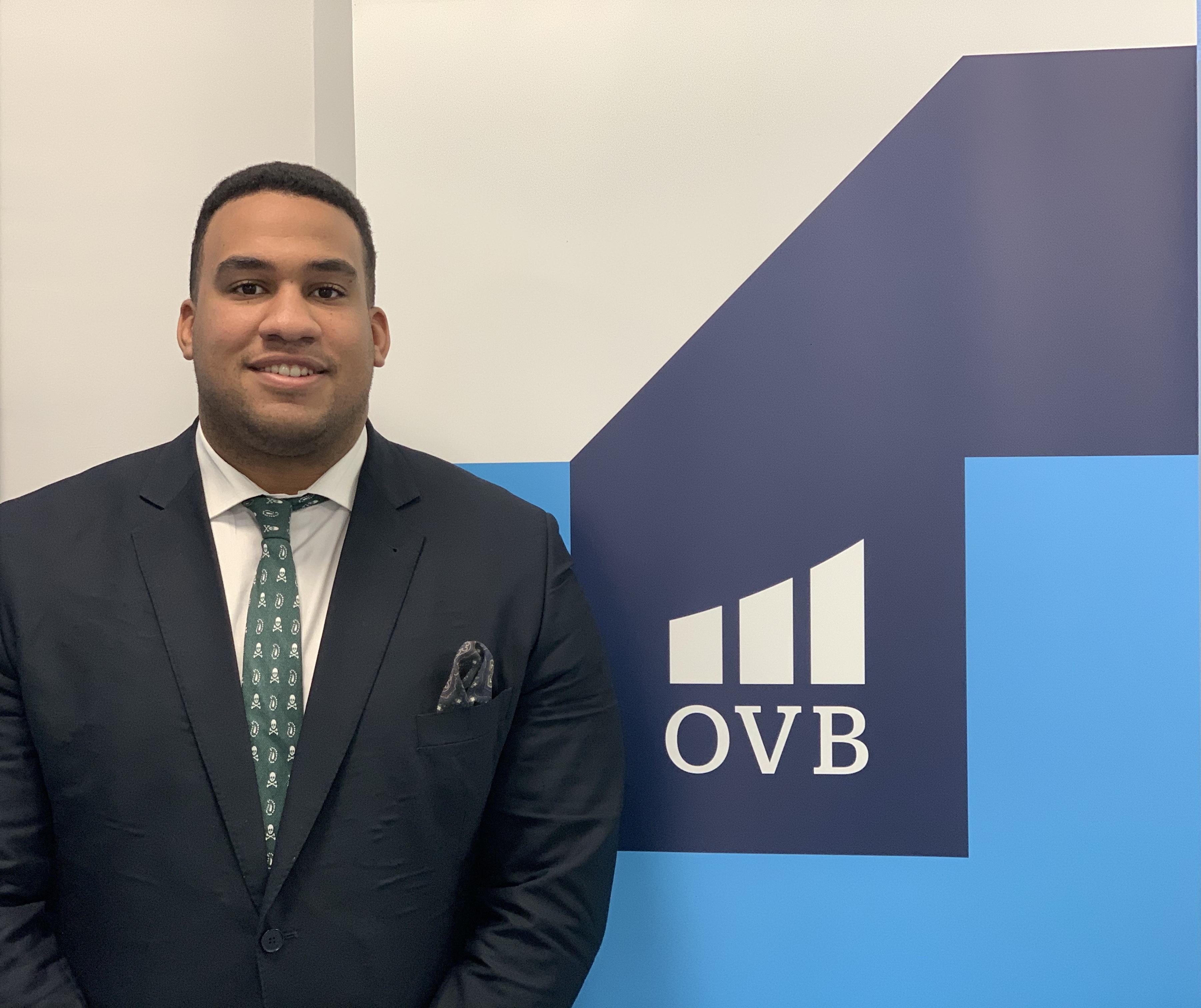 OVB I Andrés Engonga, Mejor Gestor de Equipo en diciembre